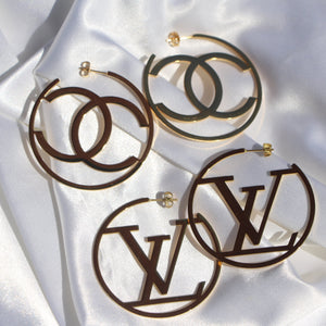 LUXE Hoops - Shop First Class