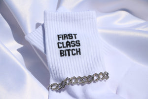 First Class Bitch Socks - Shop First Class