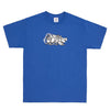 Grass Copper Tee - Royal Blue