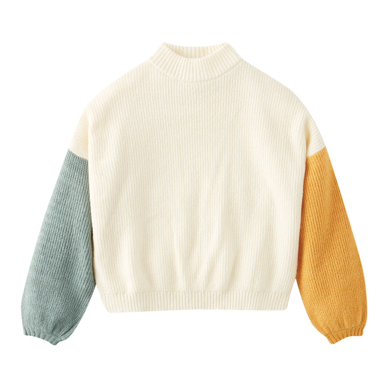 Burning Up Sweater - Off White