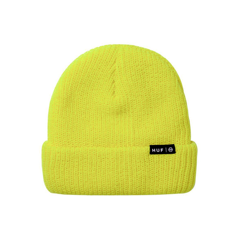 Usual Beanie - Hot Lime
