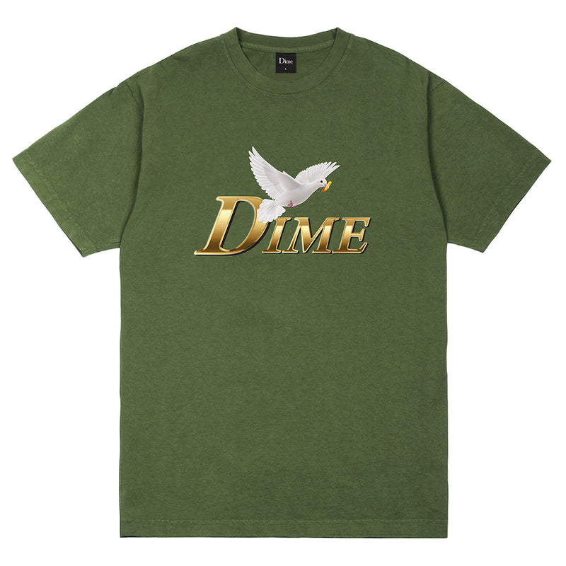 Fry Dove T-Shirt - Olive