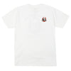 Support Your Local Skate Shop T-Shirt - White