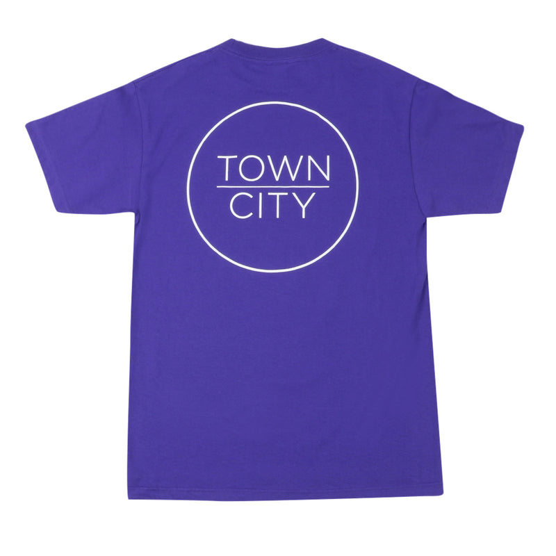 Logo T-Shirt - Purple