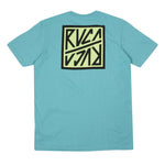 Sequel Short Sleeve Tee - Bermuda Blue