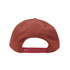 Parsons MP Snapback - Dark Brick