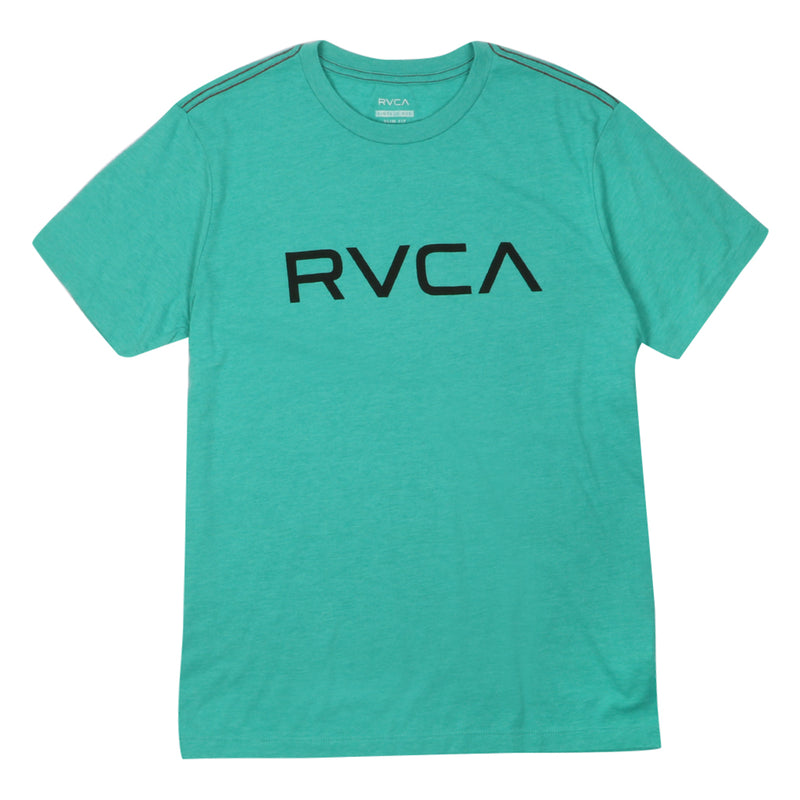 Big RVCA Short Sleeve Tee - Turqouise