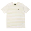 BAKERVCA Striped Short Sleeve Tee - Bone