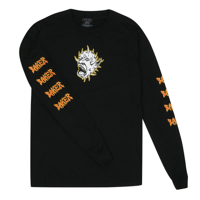 Judgment Day Long Sleeve - Black