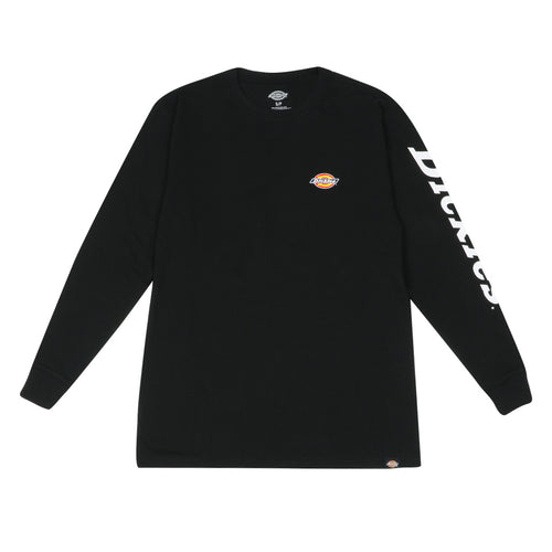 Dickies Graphic Long Sleeve - Black - Town City