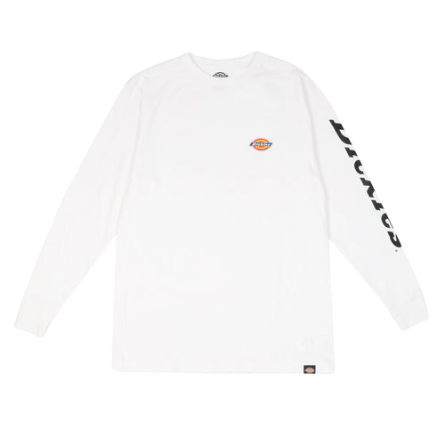 Dickies Graphic Long Sleeve - White - Town City