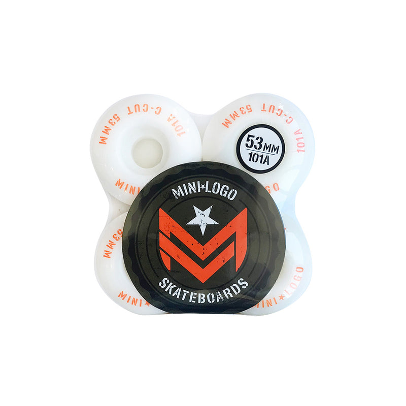 C-Cut Wheels 101A - 53mm