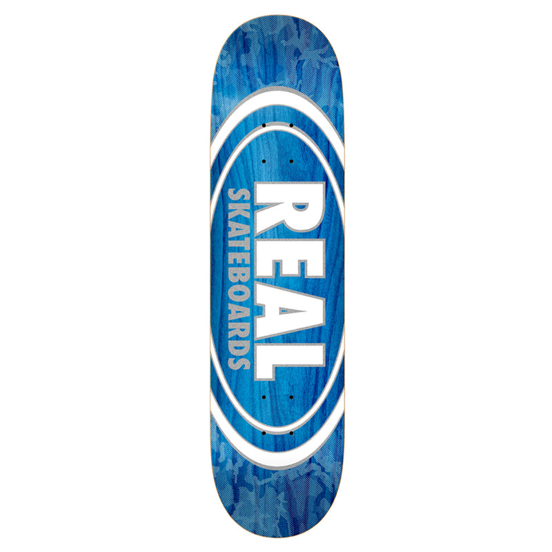 Oval Patterns Team Series - Blue - 7.75