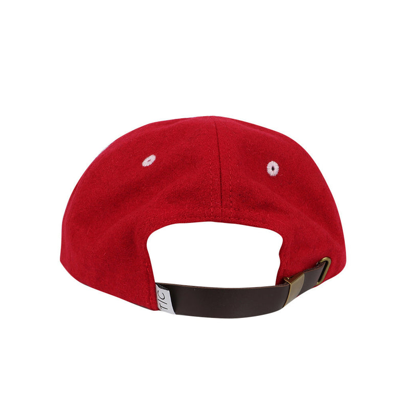 Town City Varsity Hat - Red - Town City