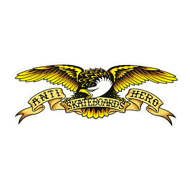 Antihero Eagle Sticker - Large - Town City