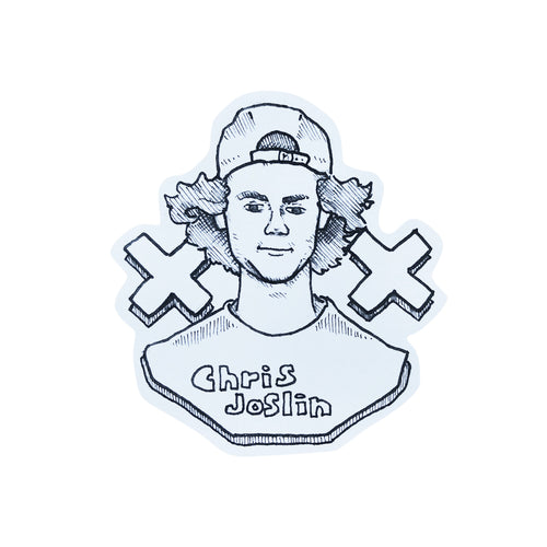 Felix Wendt Chris Joslin Sticker - Town City