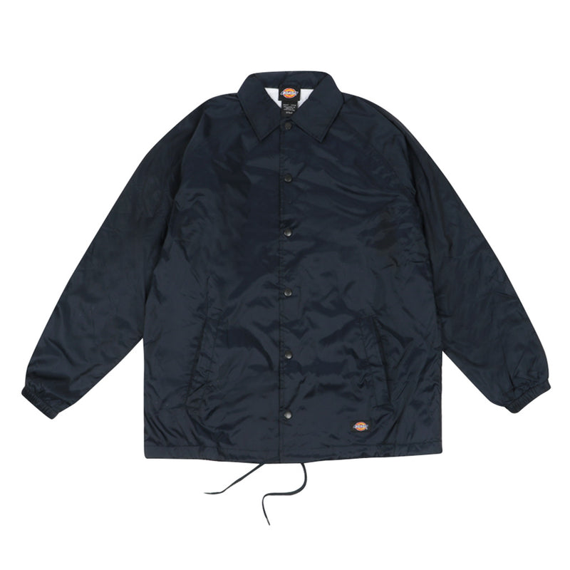 Dickies Nylon Coaches Jacket - Navy - Town City