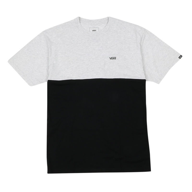 Colorblock T-Shirt - Black/Athletic Grey
