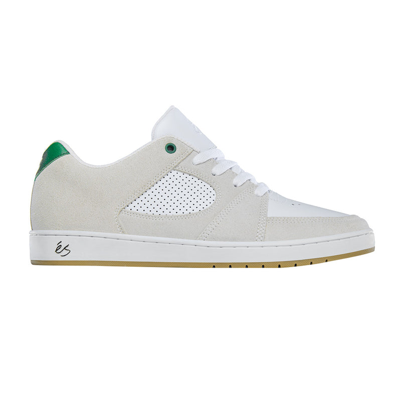 eS Accel Slim - White/Green - Town City
