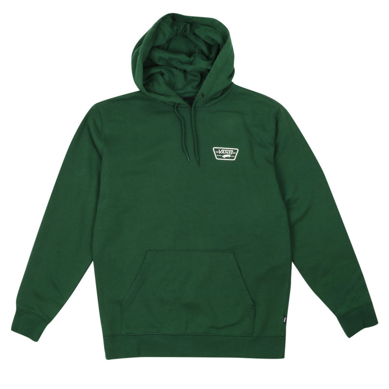 Full Patched Hoodie - Pine Needle