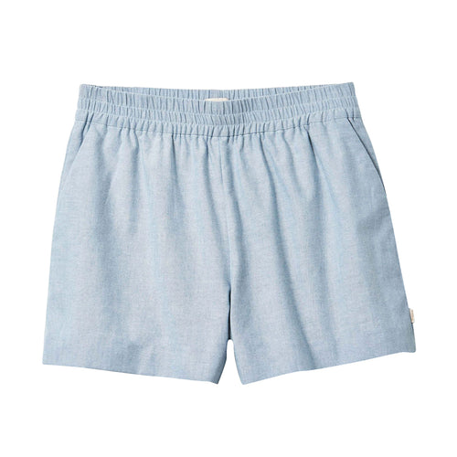 Brixton Kearny Short - Chambray - Town City