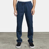 The Weekend Elastic Pant - Navy Marine