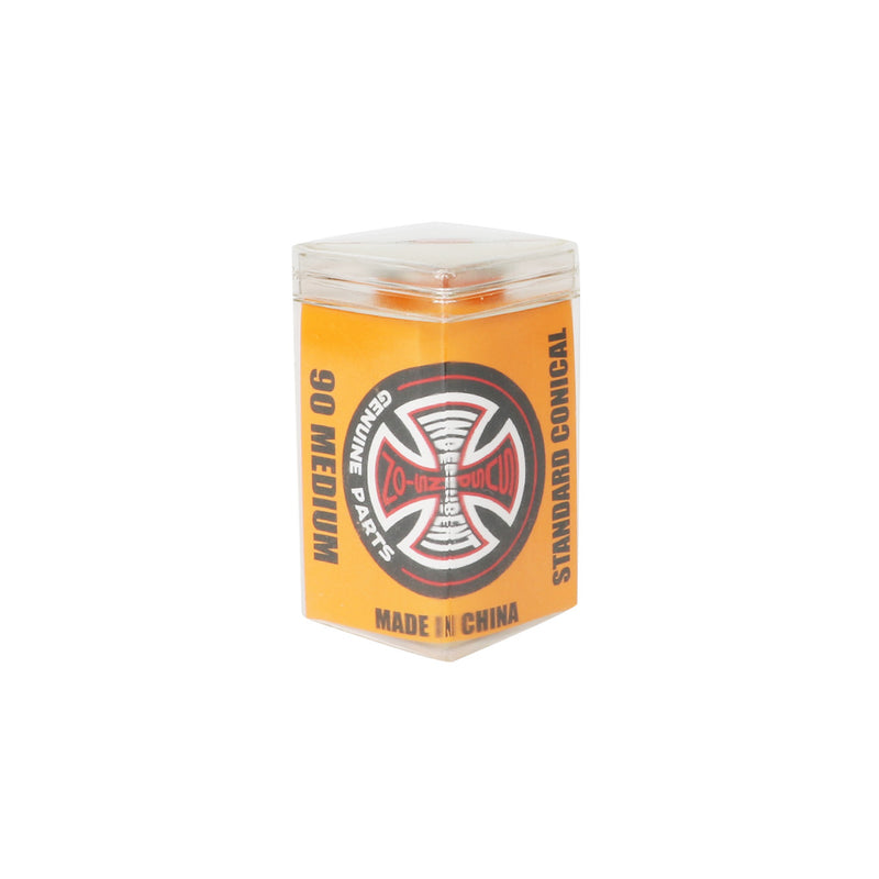 Independent Standard Conical Bushings - Medium Orange 90A - Town City
