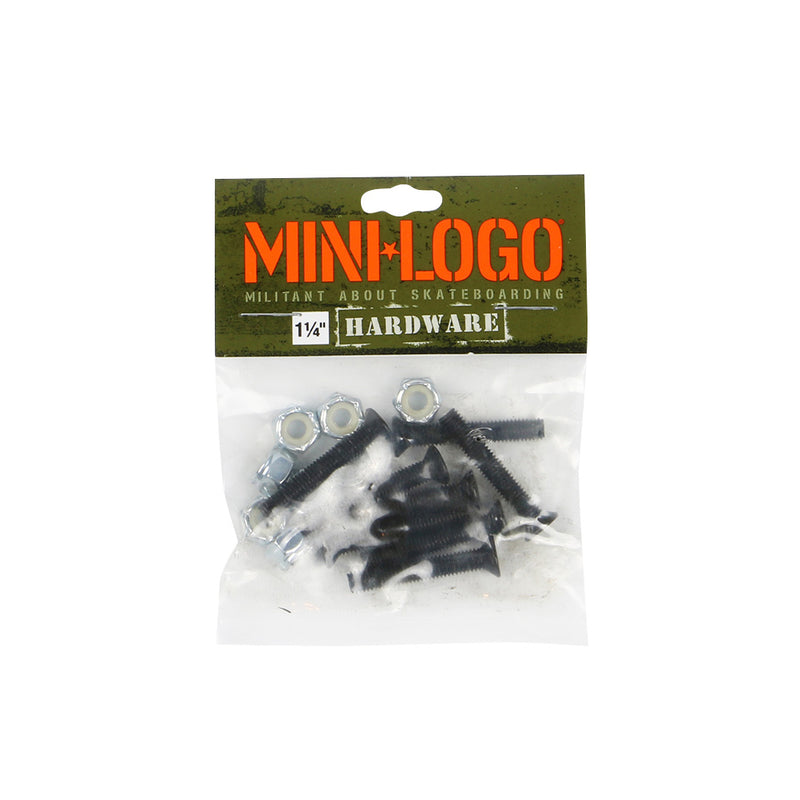 "Mini Logo 1 1/4"" Hardware - Town City"