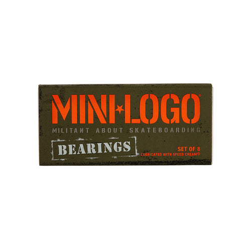 Mini Logo Series 3 Bearings - Town City