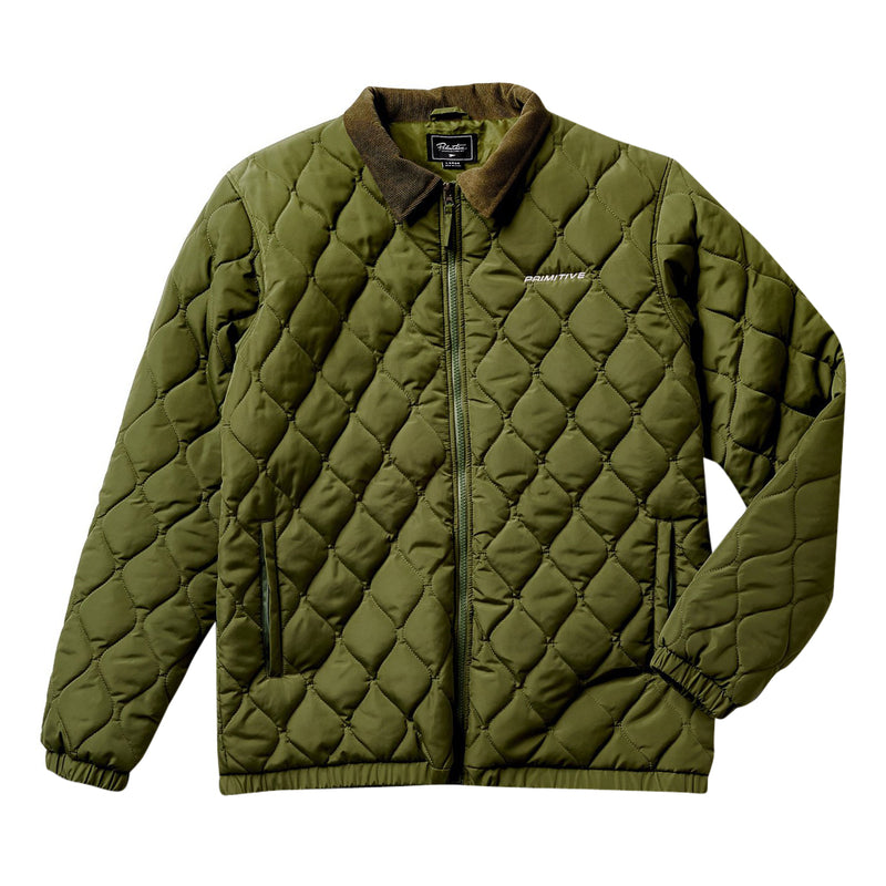 Newman Jacket - Olive