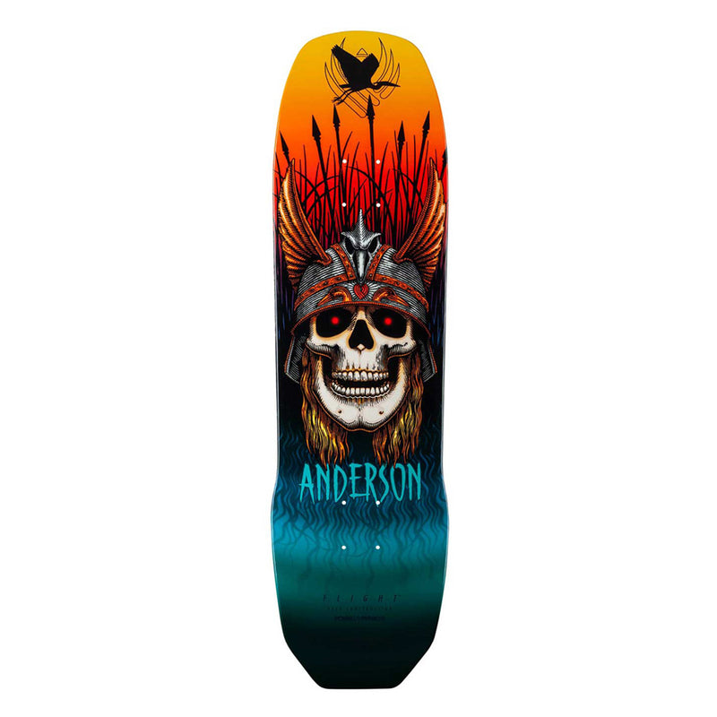 Andy Anderson Heron Flight Deck - 8.45