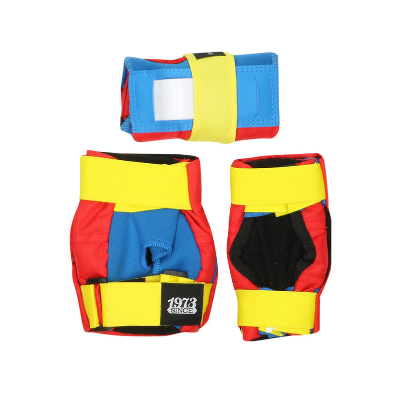 Junior 3-Pack Pad Set - Retro