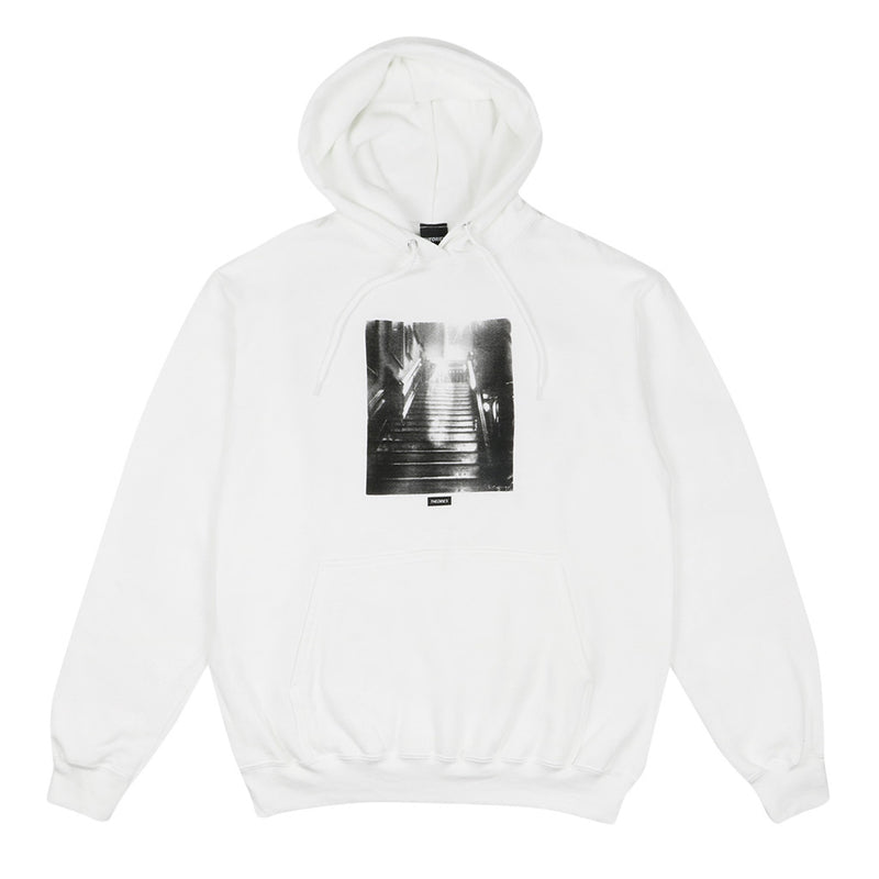 Theories Apparition Pullover Hoodie - White - Town City