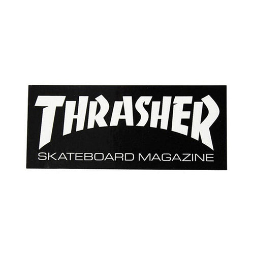 Thrasher Skate Mag Sticker - Town City