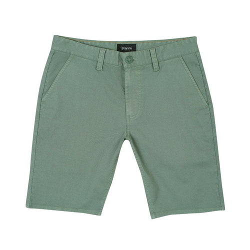 Brixton Toil II Hemmed Short - Cypress - Town City