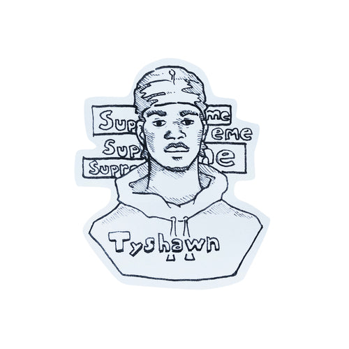 Felix Wendt Tyshawn Jones Sticker - Town City