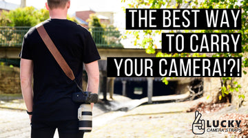 Video - The Most Comfortable Way to Carry a Heavy Camera Setup