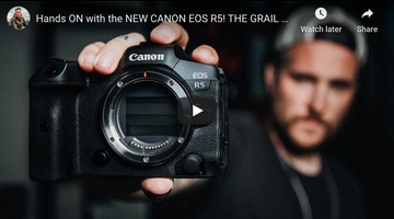The 5 Best Canon EOS R5 Review Videos | Why I'm Switching Back to Canon!