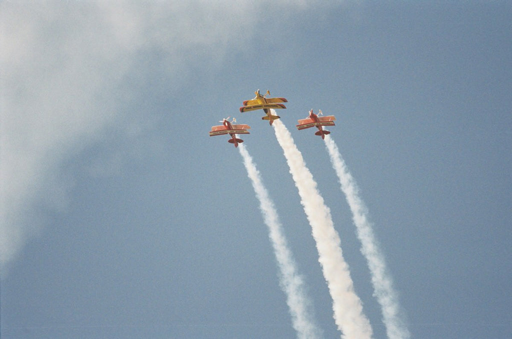 Film Photography Airshow