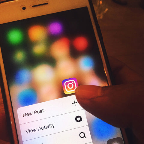 Post every day on your Instagram account to build a following