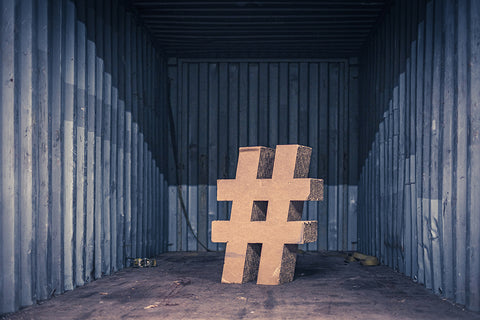 Use the right hashtags to grow your Instagram following
