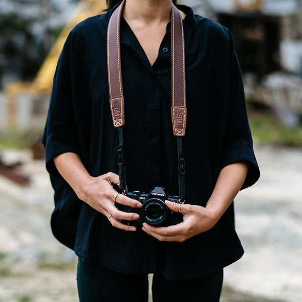 Simple 30 Lucky Camera Strap
