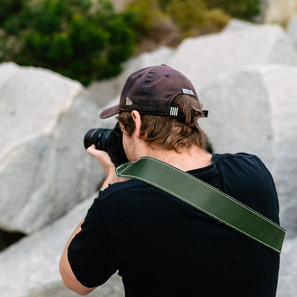 Simple 53 Lucky Camera Strap