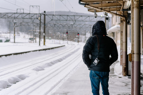 Protect your camera gear from bad weather while travelling