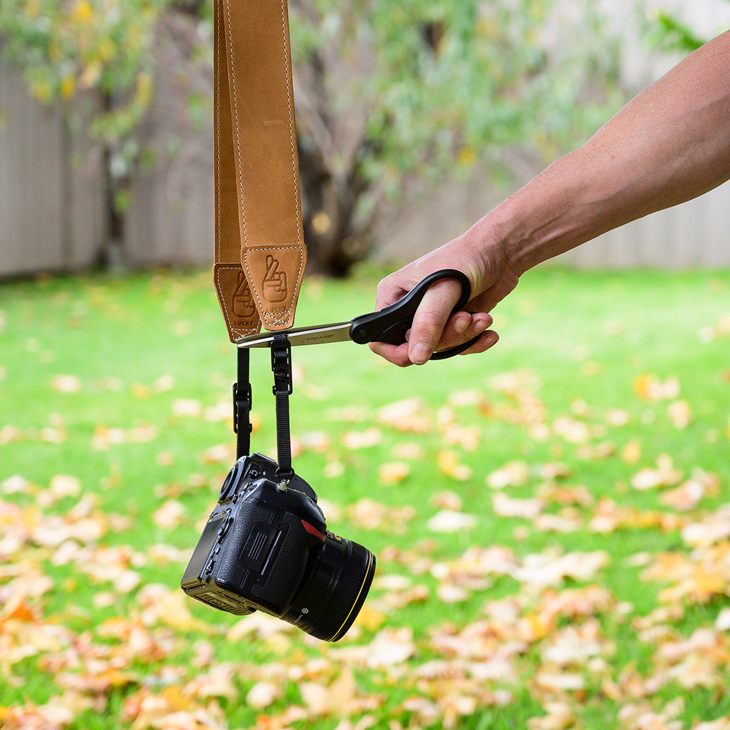 Secure Camera Straps Ideal for a Gift