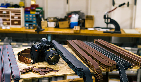 Give the gift of an Australian made camera strap