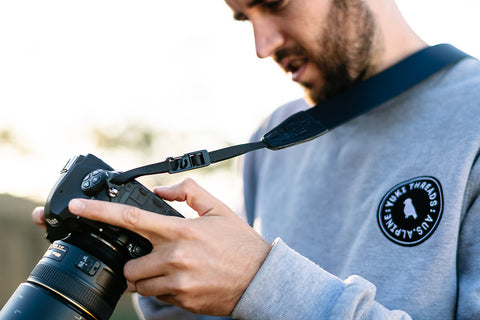 Upgrade your kit lens with a Lucky Strap