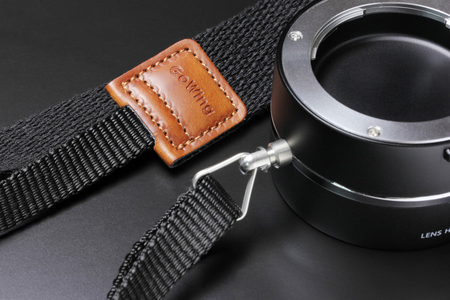 The best gift for photographers - Lens Flipper by Gowing - Lucky Camera Straps - genuine leather camera strap personalised handmade in Australia  - 8