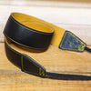 The best gift for photographers - Standard 53 - Contrast - Tan/Black - Lucky Camera Straps - genuine leather camera strap personalised handmade in Australia  - 1