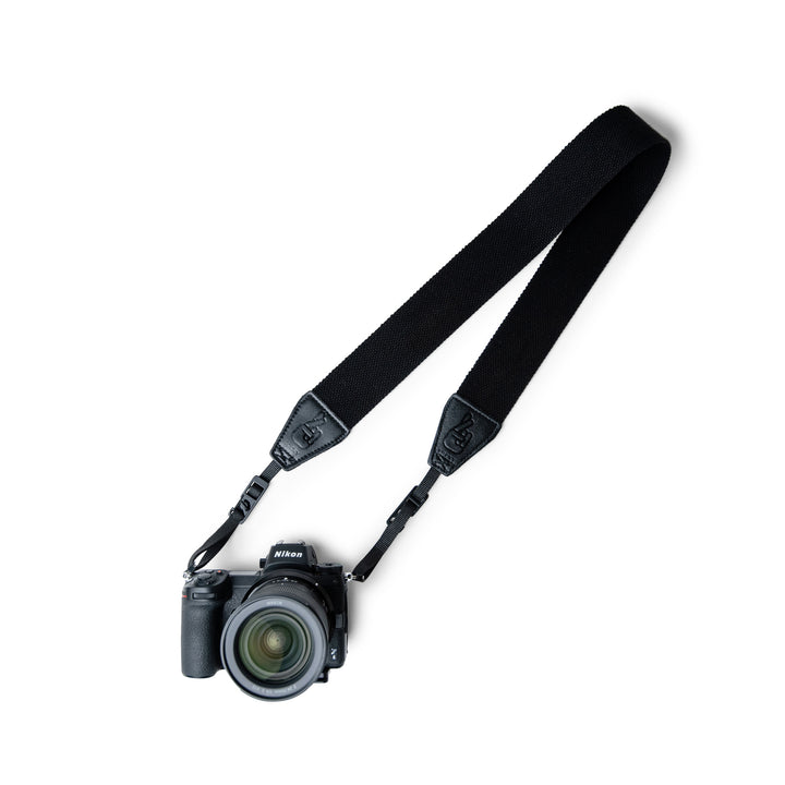 Vegan Leather Camera Strap